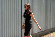 "Jessica Wright star of ""The Only way is Essex"" & supergroup ""LOLA"" leavingRedbridge Magistrates court in Essex, London on August 03 2011..Wright according to OK magazine is also the new girlfriend of Jack Tweed..Jade Goody's widower, 23, appears charged with threatening and abusive behaviour, in relation to an alleged incident outside Deuces Bar and Lounge, in Chigwell, Essex, on January 3. Appearing alongside are Tweed's younger brother Lewis, 20, and friend Mark Wright, 24, who appeared on reality TV show The Only Way Is Essex..."