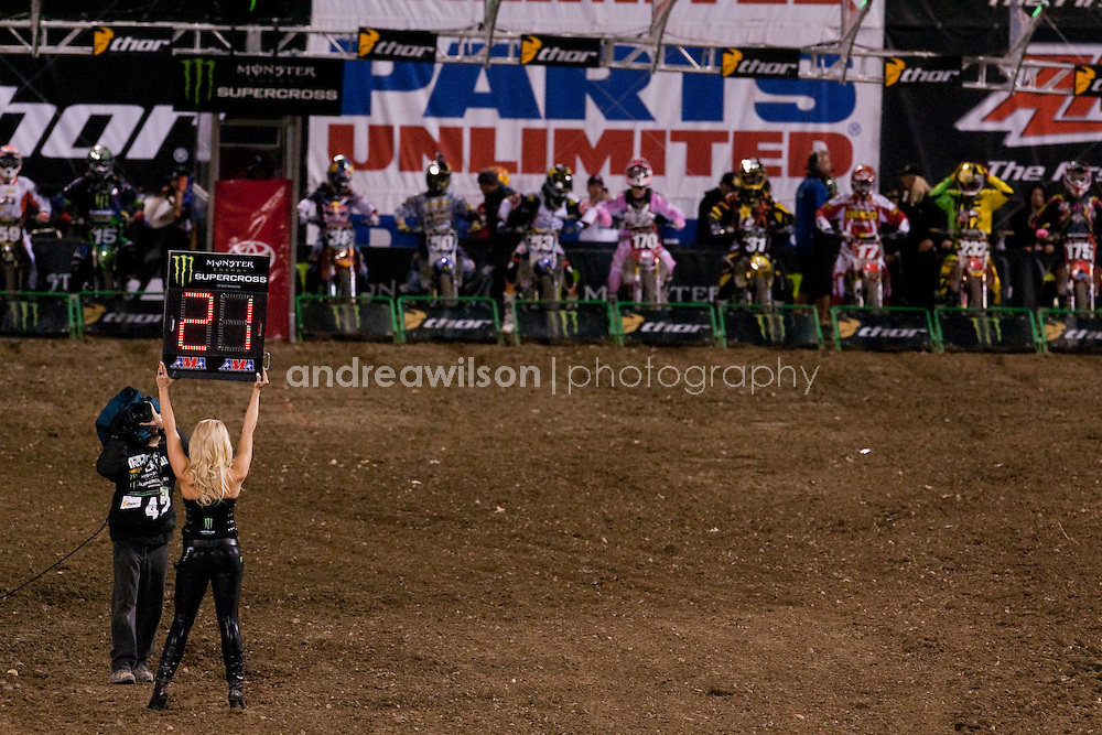 Anaheim Two  - Monster Energy AMA Supercross - Angels Stadium - Anaheim CA - February 4 2012:: Contact me for download access if you do not have a subscription with andrea wilson photography. ::  ..:: For anything other than editorial usage, releases are the responsibility of the end user and documentation will be required prior to file delivery ::..