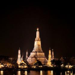 Wat Arun, Temple of Dawn, BKK, Thailand