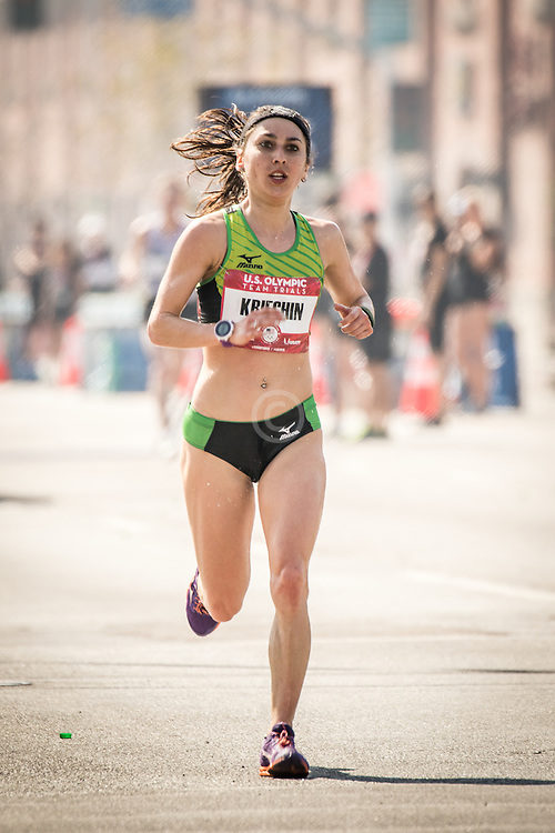 USA Olympic Team Trials Marathon 2016, Krifchin, Mizuno