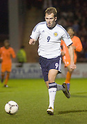 Scotland's Jordan Rhodes - Scotland v Holland - UEFA U21 European Championship qualifier at St Mirren Park..© David Young - .5 Foundry Place - .Monifieth - .Angus - .DD5 4BB - .Tel: 07765 252616 - .email: davidyoungphoto@gmail.com.web: www.davidyoungphoto.co.uk