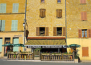 © Licensed to London News Pictures. 09/08/2012. Bagnols, France. Village of Bagnols. Photo credit : Stephen Simpson/LNP