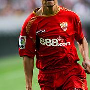 NLD/Amsterdam/20080808 - LG Tournament 2008 Amsterdam, FC Internazionale v Sevilla FC, jesus navas Gonzales