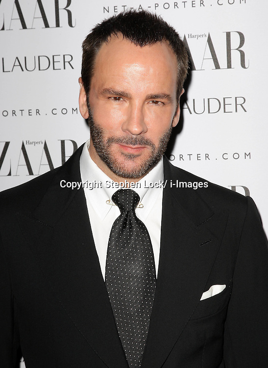 Tom Ford arriving at the Harper's Bazaar Women of the Year Awards 2011 in London, Monday, 7th November 2011.  Photo by: Stephen Lock/i-Images