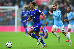 Bobby Reid of Cardiff City - Mandatory by-line: Alex James/JMP - 22/09/2018 -  FOOTBALL - Cardiff City Stadium - Cardiff, Wales -  Cardiff City v Manchester City - Premier League