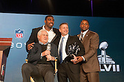 The winner of the Don Shula NFL Coach of the Year Award was announced Friday morning at the Media Center.The winner of the Don Shula NFL Coach of the Year Award was announced Friday morning at the Media Center.