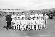 22/09/1968<br /> 09/22/1968<br /> 22 September 1968<br /> All Ireland Minor Football Final: Sligo v Cork at Croke Park Dublin. The Sligo team.
