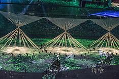Opening ceremony - Rio 2016