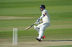 Liam Norwell of Gloucestershire makes a run - Photo mandatory by-line: Dougie Allward/JMP - Mobile: 07966 386802 - 08/06/2015 - SPORT - Football - Bristol - County Ground - Gloucestershire Cricket v Lancashire Cricket Day 2 - LV= County Championship