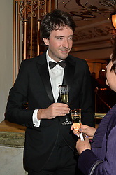 ANTOINE ARNAULT  at The Backstage Gala hosted by Diana Vishneva , Principal Dancer of the Mariinsky and American Ballet Theatre, and Natalia Vodianova in aid of The Naked Heart Foundation held at The London Coliseum, St.Martin's Lane, London on 17th April 2015.