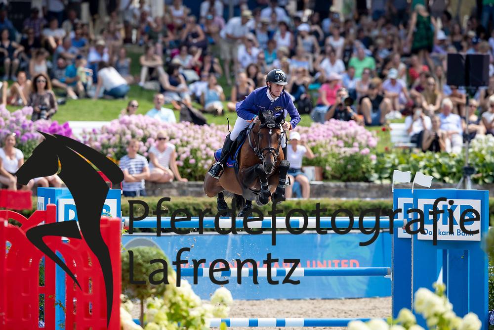 EHNING Marcus (GER), Comme il faut<br /> Berlin - Global Jumping Berlin 2018<br /> 2. Wertung für Global Champions League<br /> 28. Juli 2018<br /> © www.sportfotos-lafrentz.de/Stefan Lafrentz
