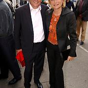 Uitreiking Bert Haantra Oeuvreprijs 2004, Edwin de Vries en Monique van der Ven