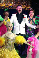 Will Young, Strictly Ballroom The Musical - Photocall, Café de Paris, London UK, 14 February 2018, Photo by Richard Goldschmidt