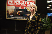 MAUREEN MURRAY;  Party afterwards at the Royal Academy, Premiere of Revolution, New Art For a New World ,  Curzon cinema , London. 10 Nov 2016