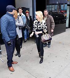 Kellie Pickler at Good Morning America. . 10 Jan 2019 Pictured: Kellie Pickler. Photo credit: Joe Russo / MEGA TheMegaAgency.com +1 888 505 6342