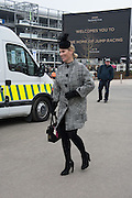 ZARA PHILLIPS, The Cheltenham Festival Ladies Day. Cheltenham Spa. 11 March 2015