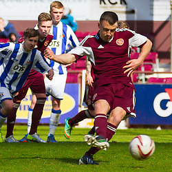 Hearts v Kilmarnock | Scottish Youth Cup | 12 April 2014