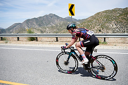 Lisa Klein (GER) at Amgen Tour of California Women's Race empowered with SRAM 2019 - Stage 3, a 126 km road race from Santa Clarita to Pasedena, United States on May 18, 2019. Photo by Sean Robinson/velofocus.com