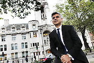 Sadiq Khan MP at Westminster