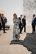 AMERICAN AMBASSADOR TO LONDON; MATTHEW BARZUN; BROOKE BARZUN,, New Tate Modern opening party, Bankside. London. 16 June 2016