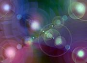 Effulgence #20 ~ The Universe Creating Creation ~ ©  Laurel Smith