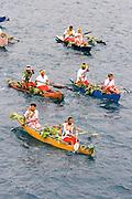 Welcoming ceremonyKioa Island, Fiji, Melanesia, South Pacific