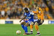 Wolverhampton Wanderers v Ipswich Town - EFL Championship - 16/08/2016