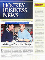 2002:  Hockey Business News Karl Burns