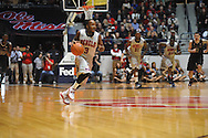 Ole Miss' Derrick Millinghaus (3) vs. Texas A&M in Oxford, Miss. on Wednesday, February 27, 2013. (AP Photo/Oxford Eagle, Bruce Newman)