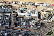 Nederland, Zuid-Holland, Scheveningen, 28-04-2017; Hotel het Kurhaus,   Grand Hotel Amrâth Kurhaus The Hague.<br /> <br /> luchtfoto (toeslag op standard tarieven);<br /> aerial photo (additional fee required);<br /> copyright foto/photo Siebe Swart