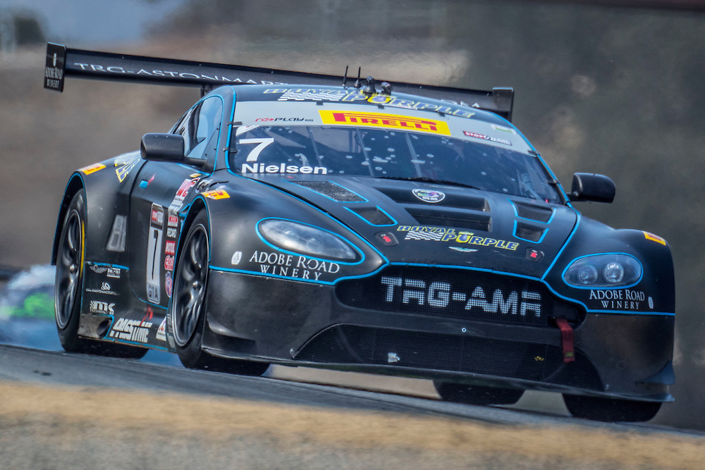 Pirelli World Challenge, Mazda Raceway Laguna Seca, Monterey, CA, (Photo by Brian Cleary/ www.bcpix.com )