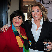 NLD/Laren/20130318 - Uitreiking Nannic Awards 2013, Rita Verdonk en Betty de Goot