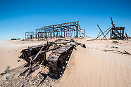 Namib 2015 - Abandoned Diamond Mining Towns