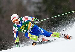 ZERAK Misel of Slovenia during the 2nd Run of 7th Men's Giant Slalom - Pokal Vitranc 2013 of FIS Alpine Ski World Cup 2012/2013, on March 9, 2013 in Vitranc, Kranjska Gora, Slovenia. (Photo By Vid Ponikvar / Sportida.com)