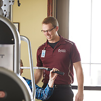 2018 UWL April Physical Therapy PT Students Fall Prevention
