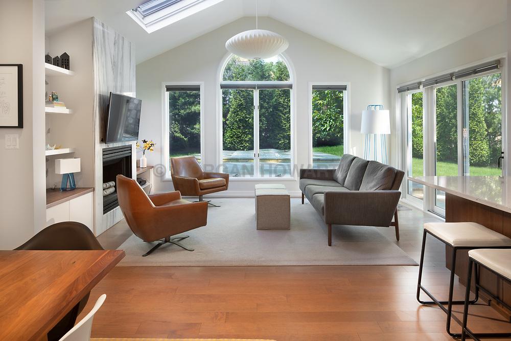 3553 Nellie Curtis Modern Home family room VA 2-174-303