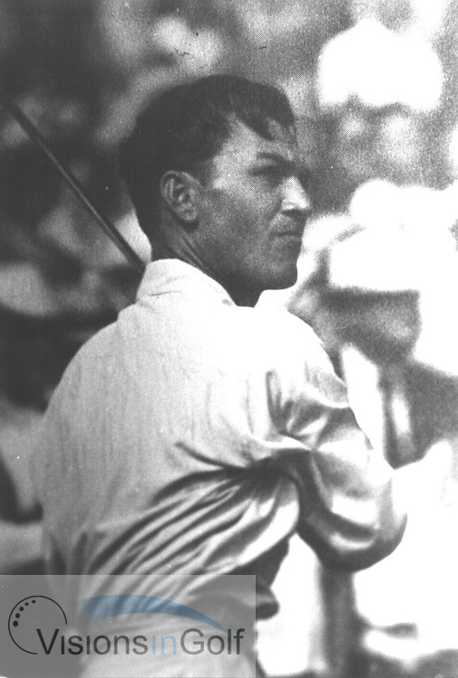 Ben Hogan 1948 USGA Open Championship<br /> Picture Credit: &copy;Visions In Golf / Hobbs Golf Collection