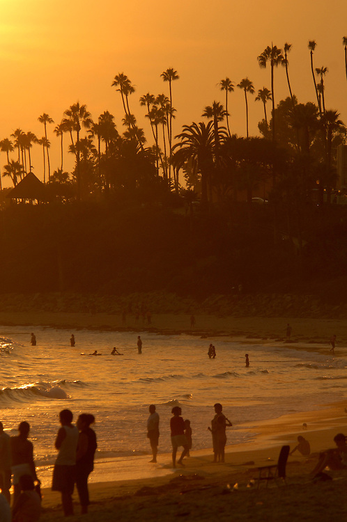Sunset, Laguna Beach, California, United States of America