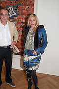 TIM SPICER; MAIA NORMAN, Panta Rhei. An exhibition of work by Keith Tyson. The Pace Gallery. Burlington Gdns. 6 February 2013.