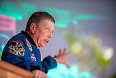 Mike Fossum NASA Astronaut