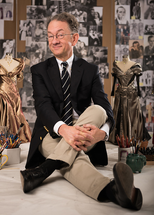 William Ivey Long, costume designer for theater/Braodway