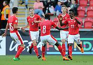 Switzerland v England 100518