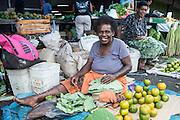 Suva fruit and vegatable market. Suva, Fiji. 2/5/2015