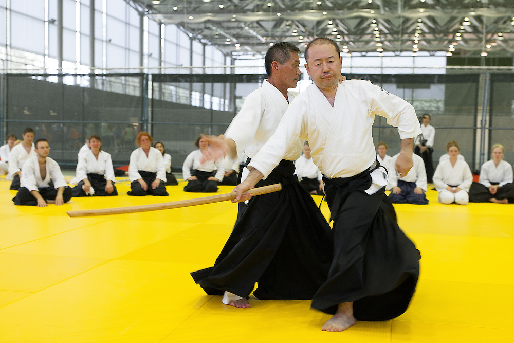 Aikido Seminar in Magglingen