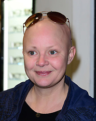 Gail Porter attends as Vision Express and Heston Blumenthal launch 'Heston: SS14' eyewear range at Vision Express, 180-183 Oxford Street, London, United Kingdom. Tuesday, 25th March 2014. Picture by Nils Jorgensen / i-Images