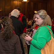 Sponsors enjoy the VIP Party at Christmasville in Old Town.