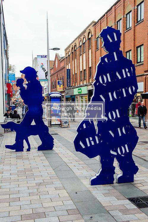 Victoria Square Shopping Centre, Belfast<br /> <br /> (c) Andrew Wilson   Edinburgh Elite media