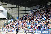 St Johnstone fans -  St Johnstone v Dundee, SPFL Premiership at McDiarmid Park<br /> <br />  - &copy; David Young - www.davidyoungphoto.co.uk - email: davidyoungphoto@gmail.com