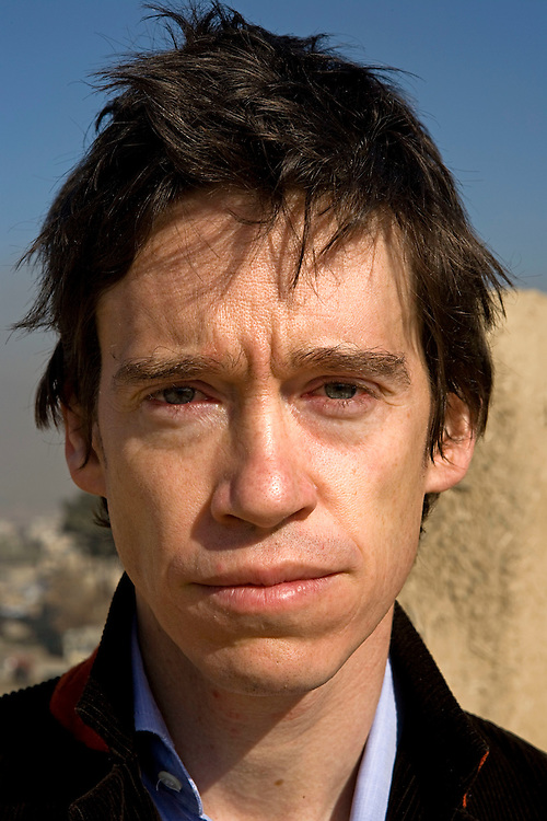 Author, academic, former soldier and diplomat and founder of Turquoise Mountain Foundation (TMF) Rory Stewart  at 'The Fort' in Kabul, Afghanistan on the 30th of March 2009..