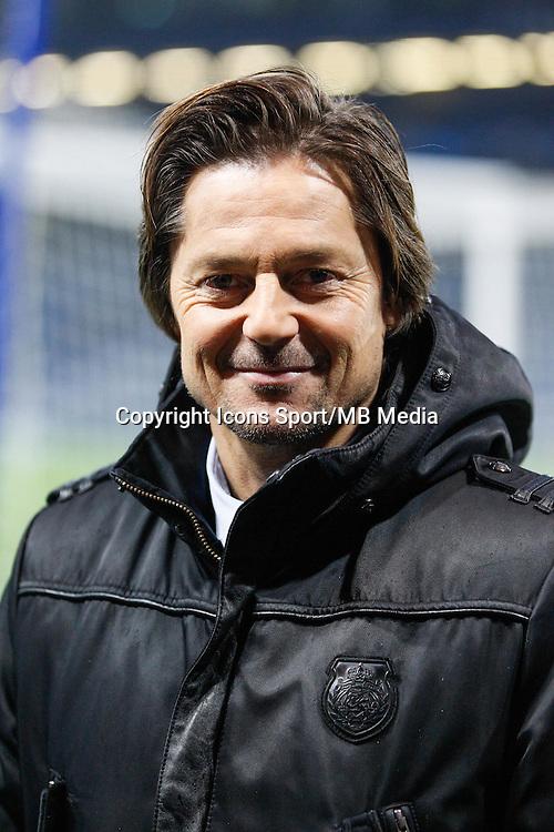 Daniel BRAVO - 11.03.2015 - Chelsea / Paris Saint Germain - 1/8Finale Champions League<br />Photo : Johnny Fidelin / Icon Sport